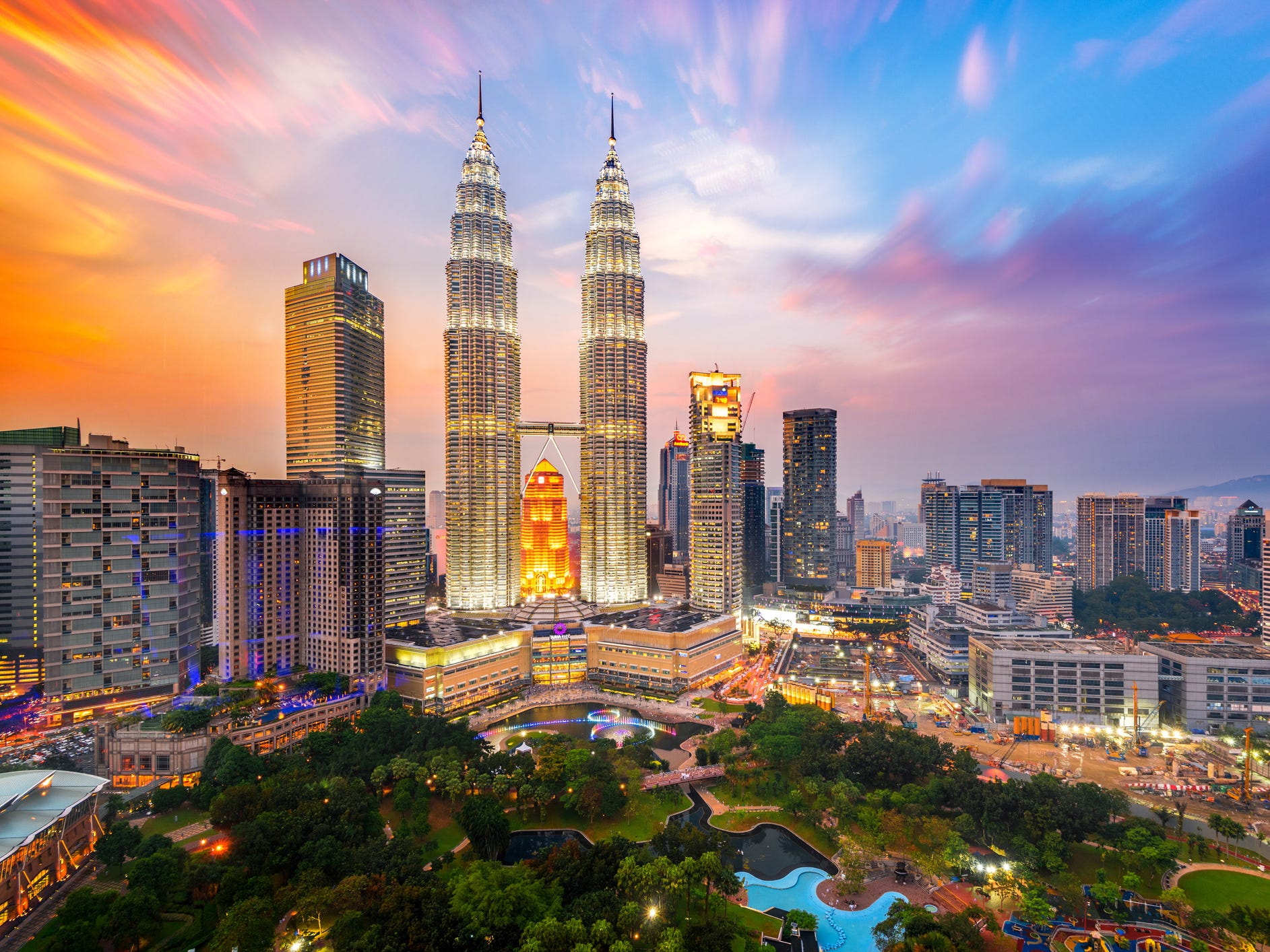 Kuala Lumpur, Malaysia: Kuala Lumpur and other parts of Malaysia offer an exotic vacation destination with a not-so-exotic price tag. You can stay at luxe hotels for under $200 a night — and at three- or four-stars for even less. Currently, one Malaysian ringgit is equal to 24 U.S. cents, which means your dollar will go a long way when it comes to meals and activities, too. And in many cases, you won't even need to pull out your wallet — admission-free museums, walking tours, religious sites, and parks make it easy to save.