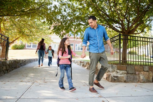 A parent's job is to recognize and respect a child's temperament for what it is and to help them grow and be successful in school.