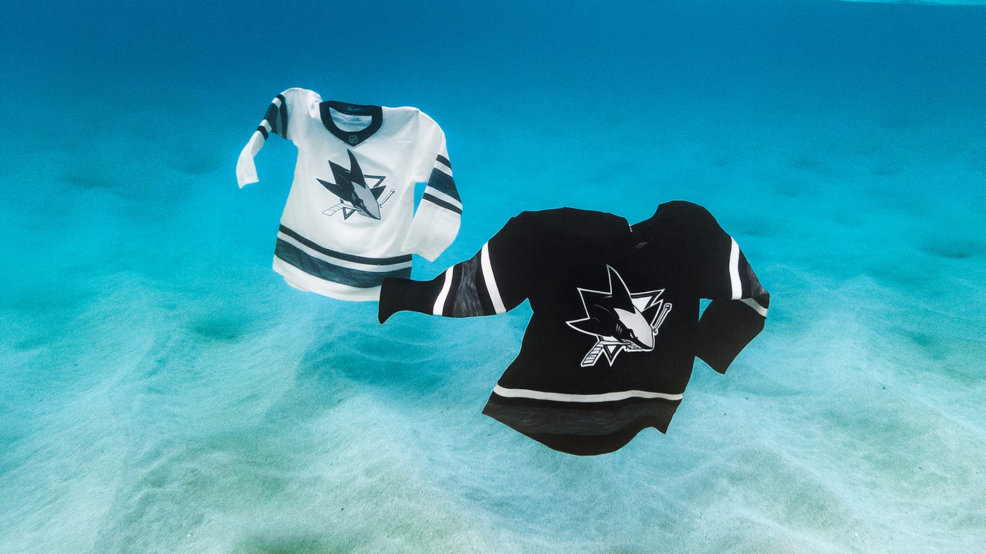 NHL All-Stars to wear jerseys made of ocean garbage. No 6a0f4609403