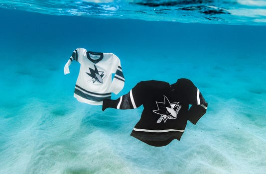 Adidas X Parley X 2019 Nhl All Star Jerseys Sj