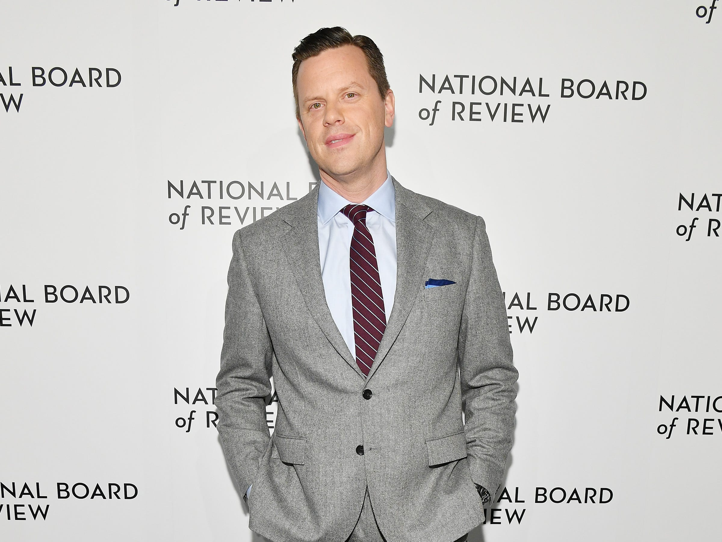 NEW YORK, NY - JANUARY 08: Willie Geist attends The National Board of Review Annual Awards Gala at Cipriani 42nd Street on January 8, 2019 in New York City.  (Photo by Dia Dipasupil/Getty Images for National Board of Review) ORG XMIT: 775259363 ORIG FILE ID: 1079454498