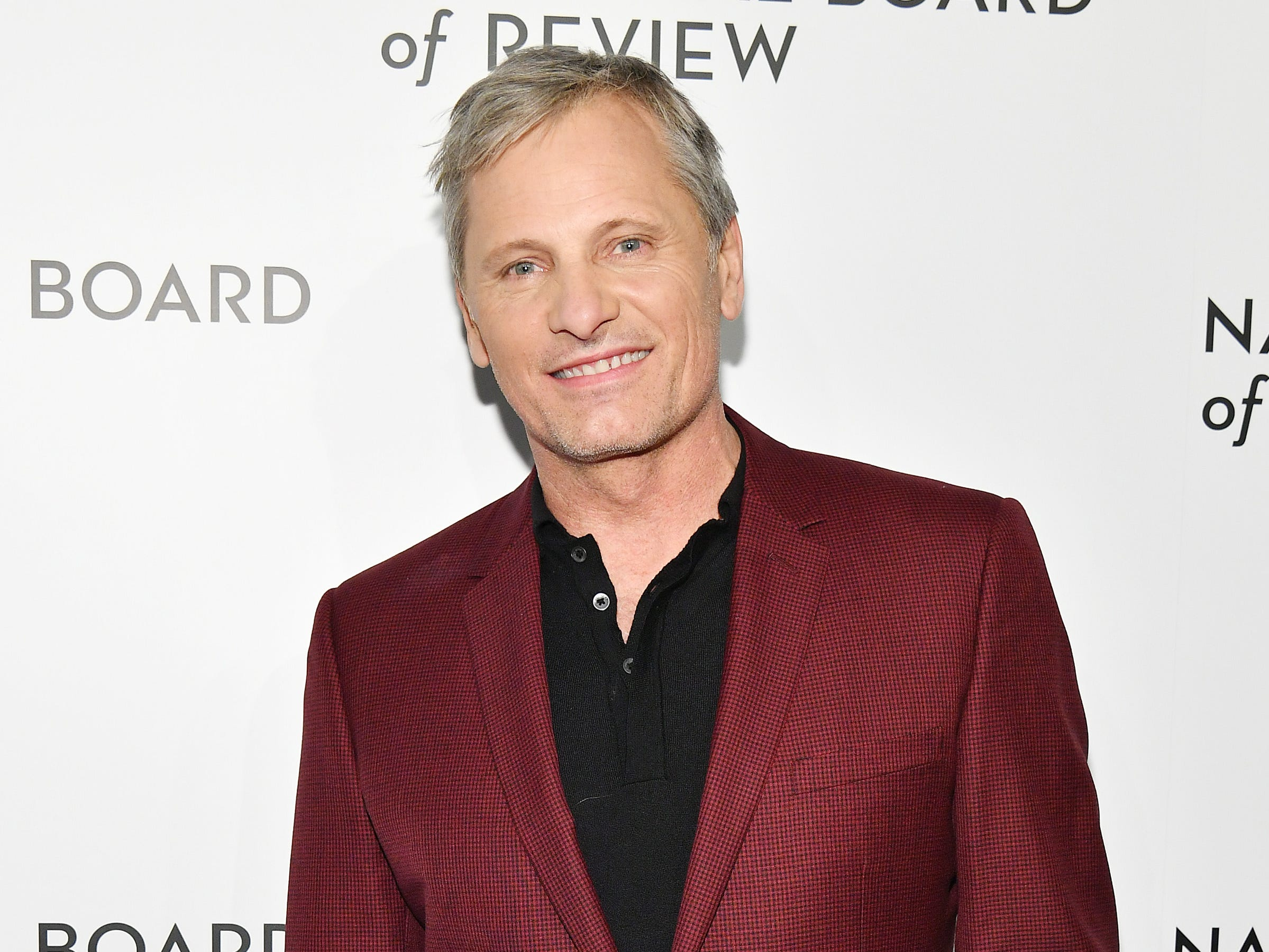 NEW YORK, NY - JANUARY 08: Viggo Mortensen attends The National Board of Review Annual Awards Gala at Cipriani 42nd Street on January 8, 2019 in New York City.  (Photo by Dia Dipasupil/Getty Images for National Board of Review) ORG XMIT: 775259363 ORIG FILE ID: 1079453094