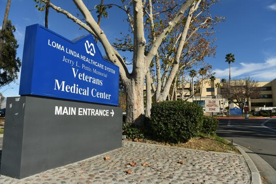 VA Medical Center in Loma Linda, Calif.