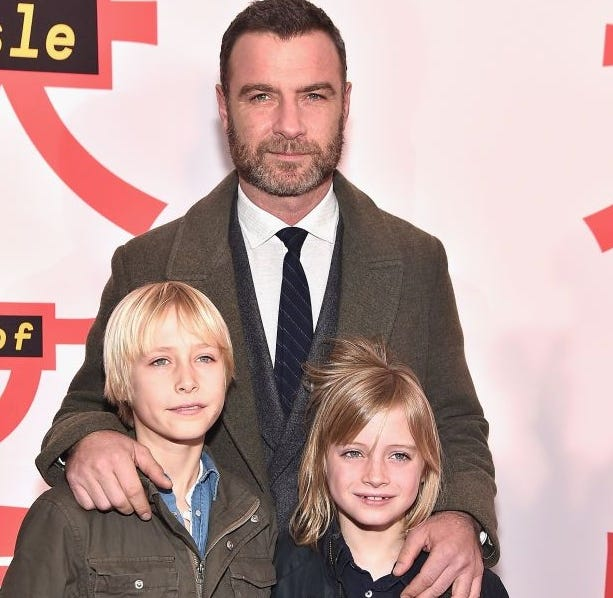 Liev Schreiber says he will never be cool to his kids, 'it ...