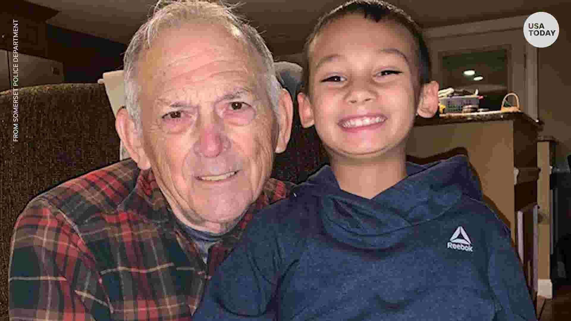 Massachusetts Hero Boy Called 911 Saved Grandpas Life Police Say