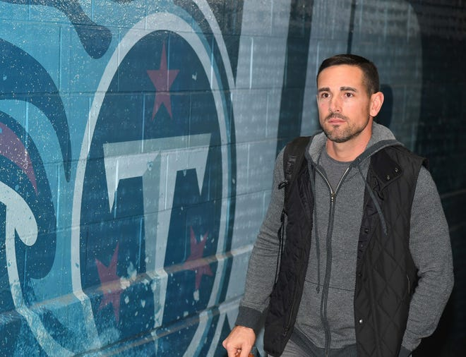 Matt LaFleur, the Titans' offensive coordinator in 2018, has been hired to be the 15th head coach in Packers history.