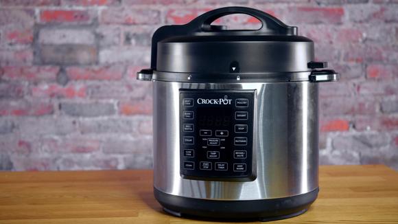 The Crock Pot Express Crock multi cooker