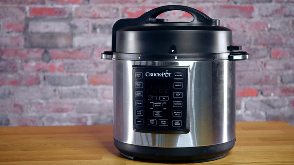 The Crock Pot Express Crock multi cooker