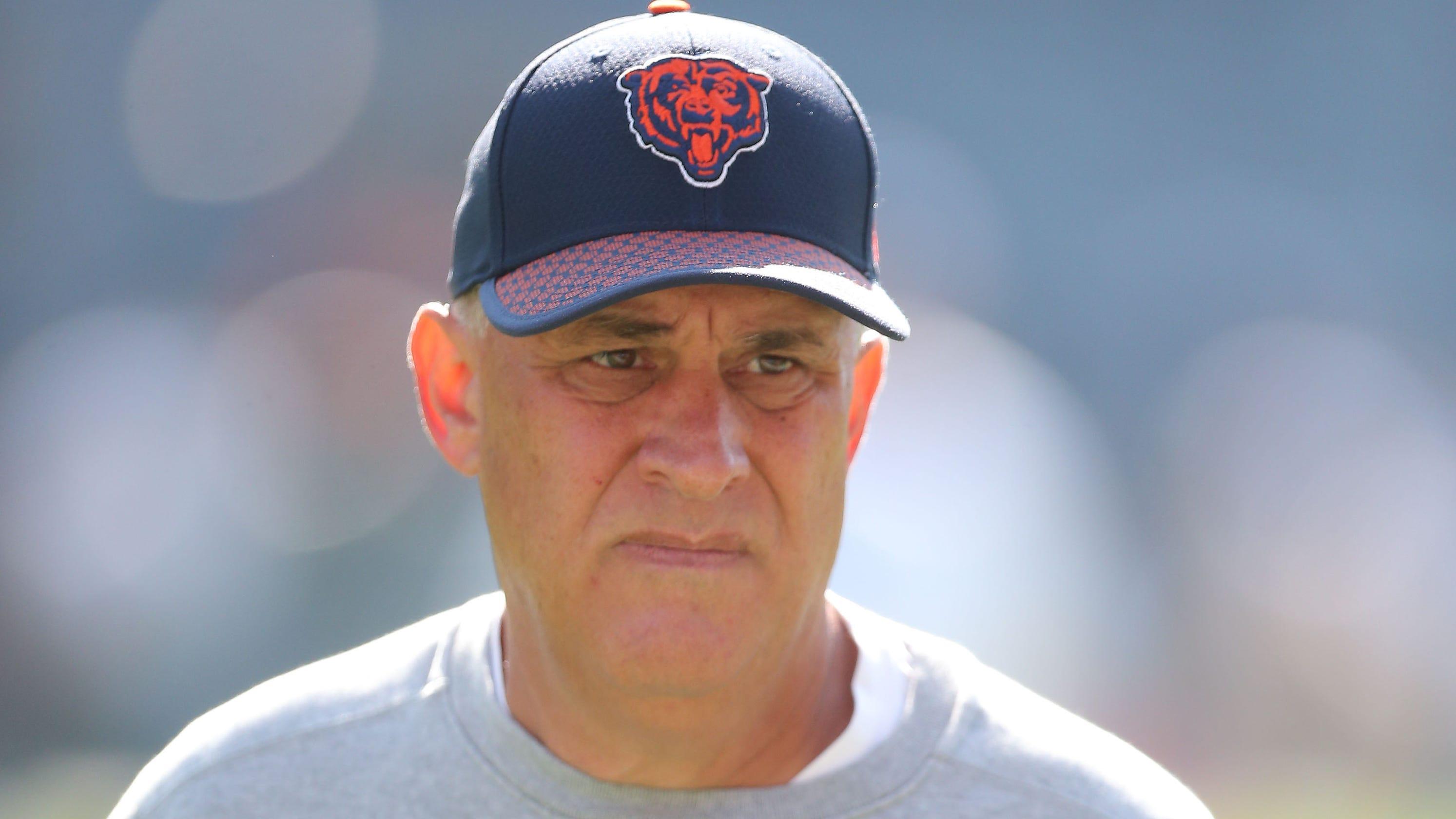 Broncos hire Bears defensive coordinator Vic Fangio as new head coach ff1c0f764