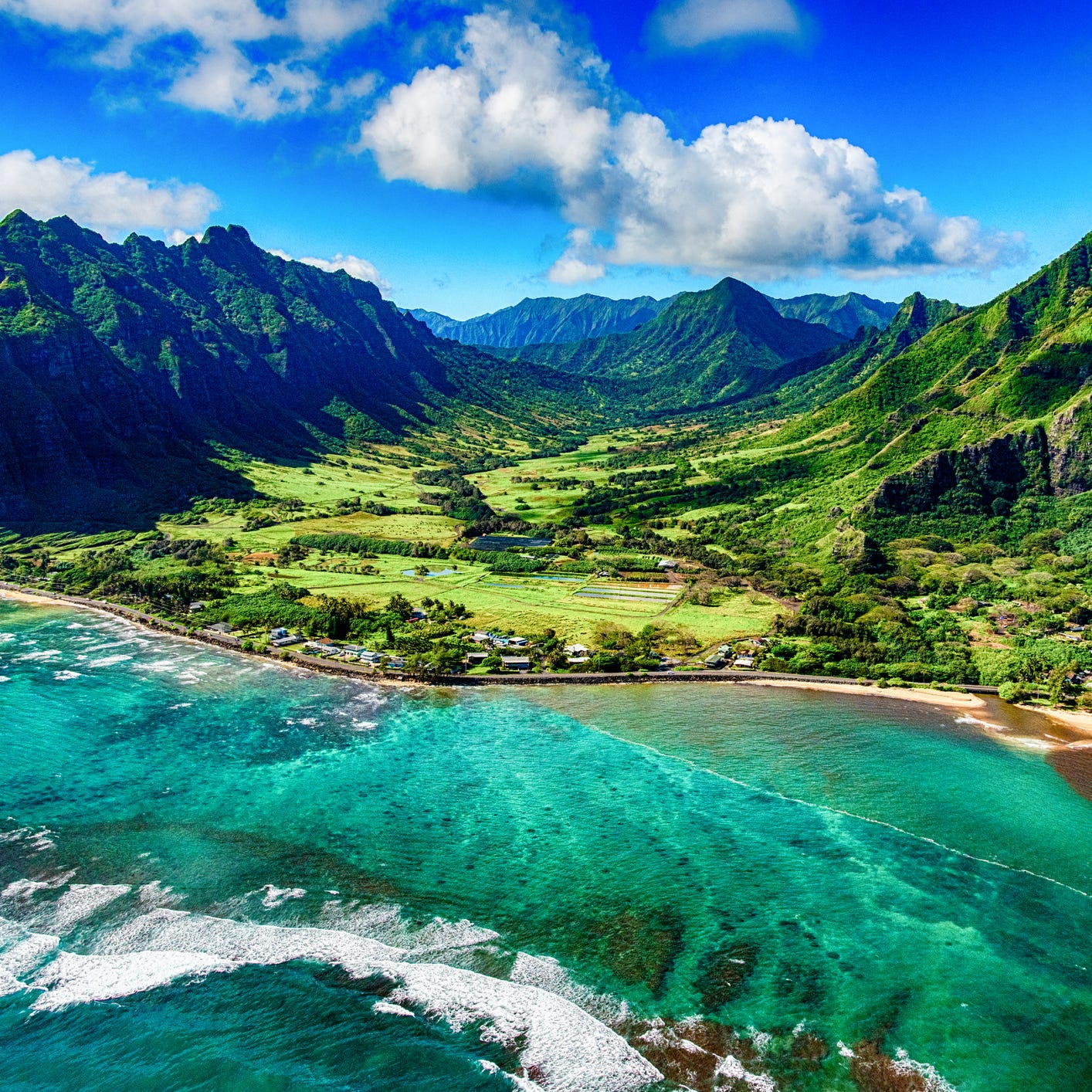 Hawaii: Affordable airfare is making the everyman's bucket-list trip a reality for 2019 (and we're not just talking about flights from the West Coast). Multiple major airlines announced new routes to Hawaii, creating fierce competition for the best fares — a trend that's expected to continue in 2019. And while you can easily spend a pretty penny at luxury resorts, you can just as easily save with vacation rental properties steps from the beach.