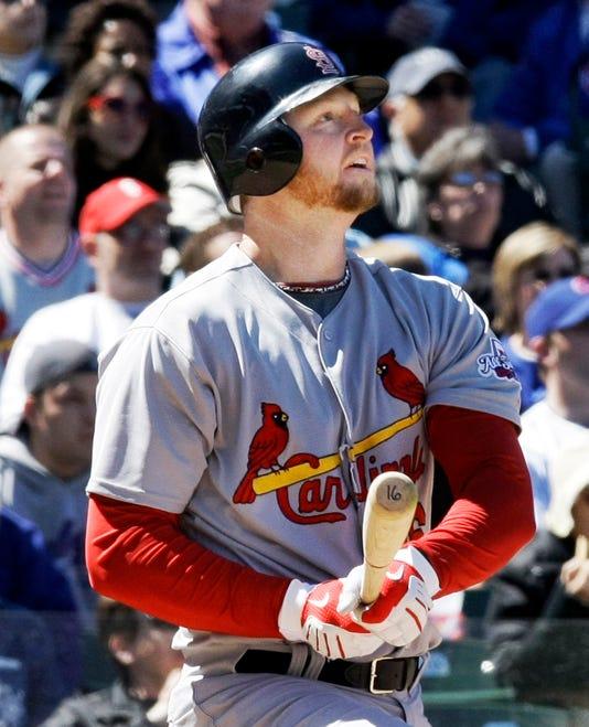 Ap Cardinals Cubs Baseball S Bbn Usa Il