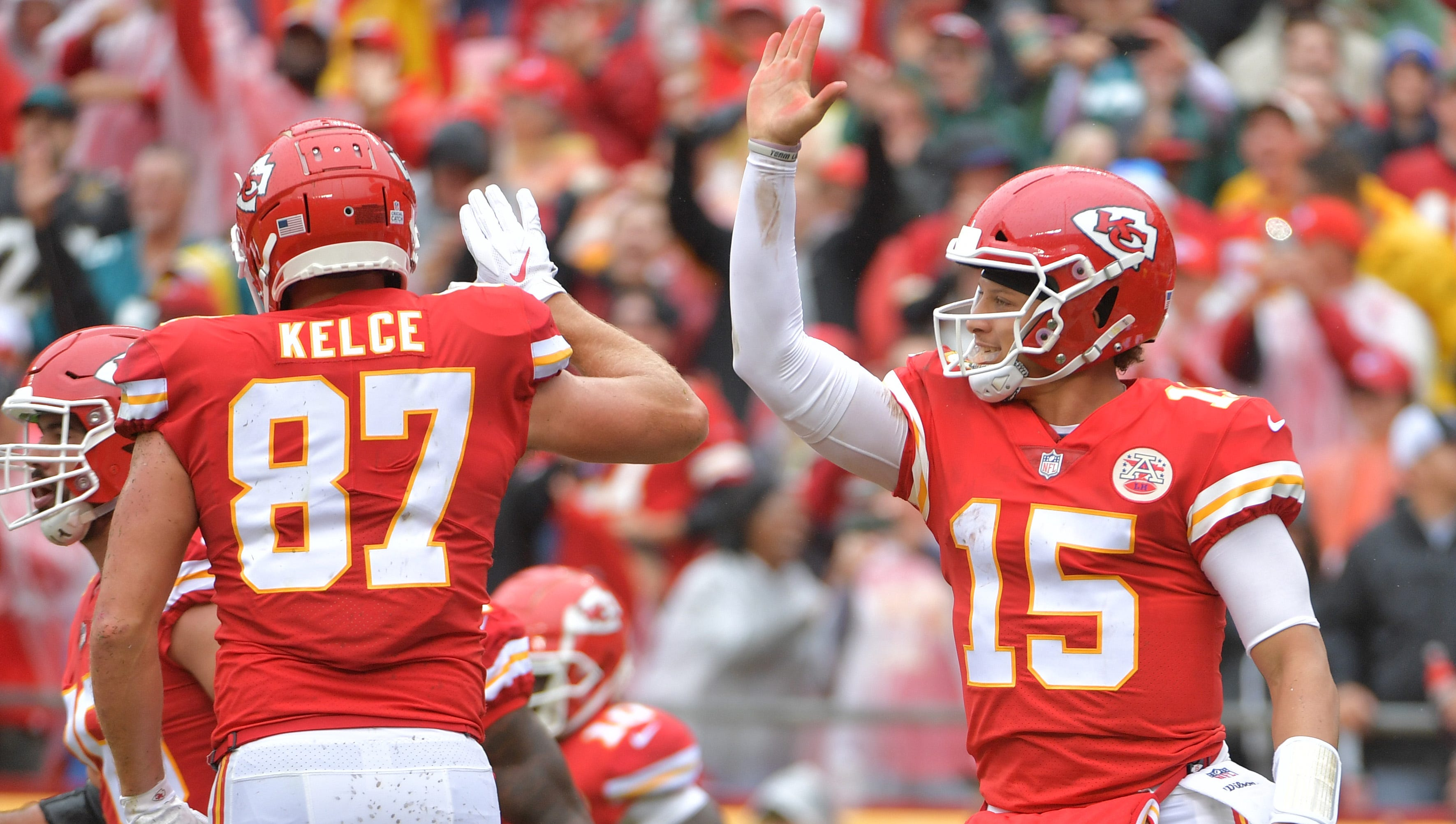 Fantasy Football Rankings Divisional Playoffs