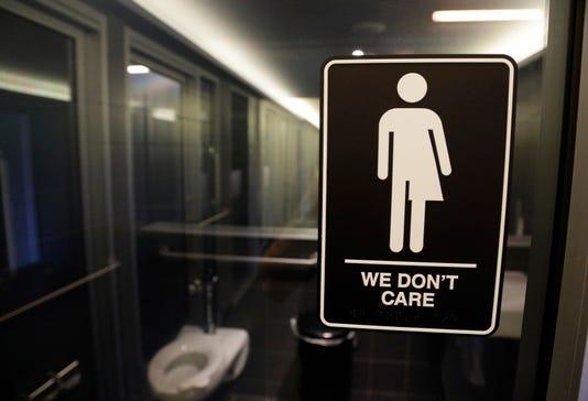 Ap Transgender Restroom Lawsuit A Xgr File Usa Nc