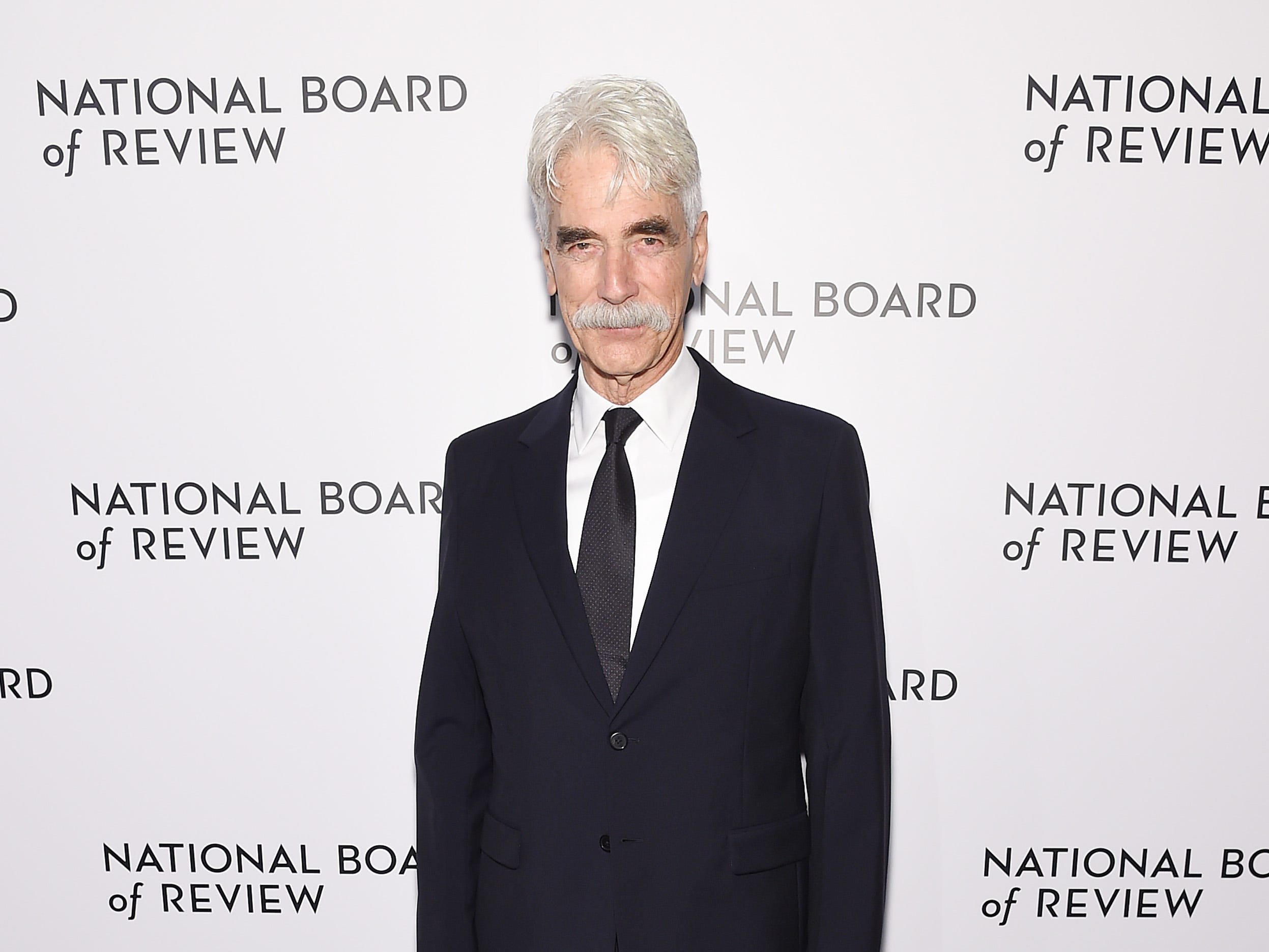 NEW YORK, NY - JANUARY 08: Sam Elliott attends The National Board of Review Annual Awards Gala at Cipriani 42nd Street on January 8, 2019 in New York City.  (Photo by Jamie McCarthy/Getty Images for National Board of Review) ORG XMIT: 775259363 ORIG FILE ID: 1079453264