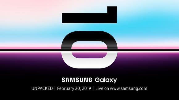 Samsung's next big press reveal is on Feb. 20.