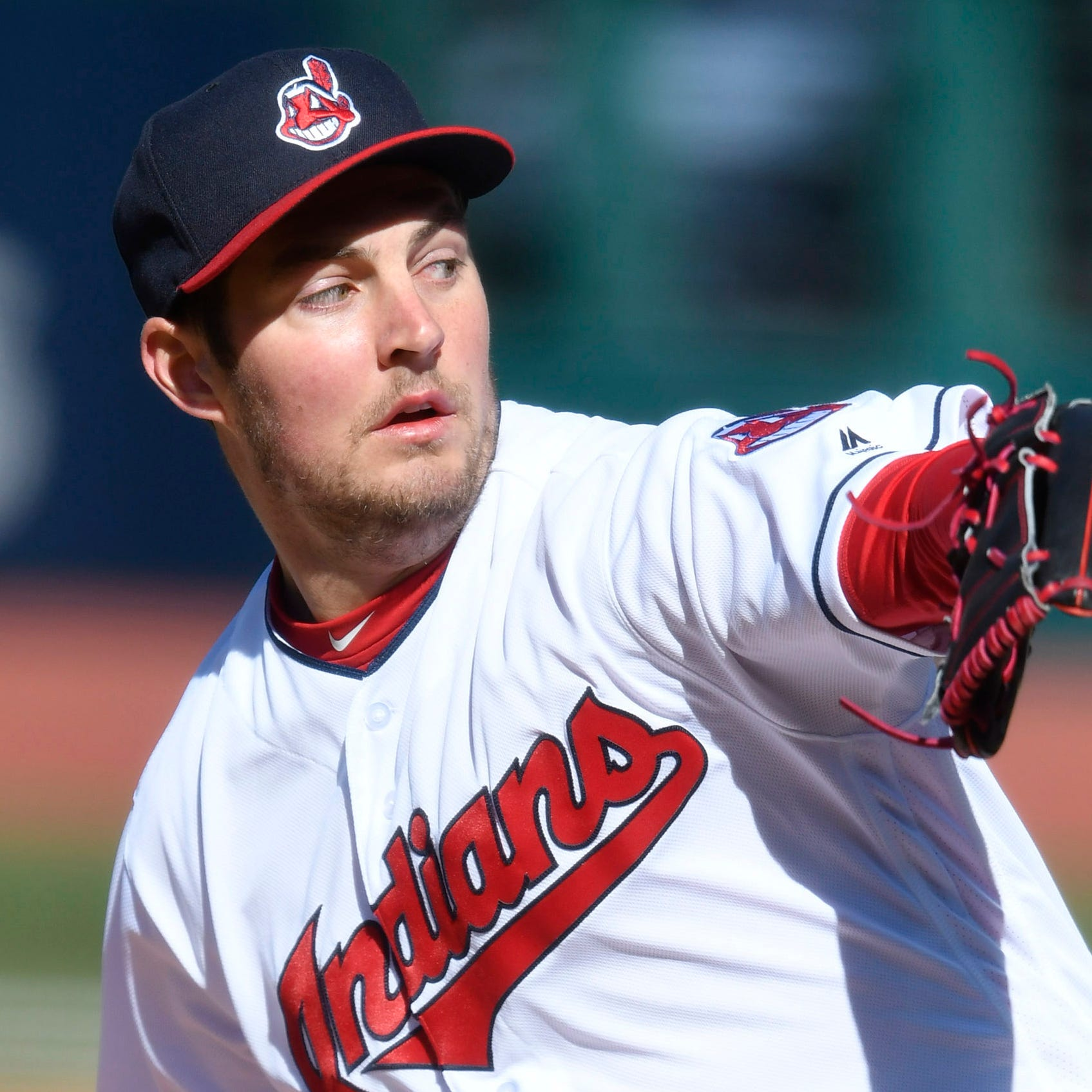 College student says she 'felt harassed' by Indians pitcher Trevor Bauer on Twitter