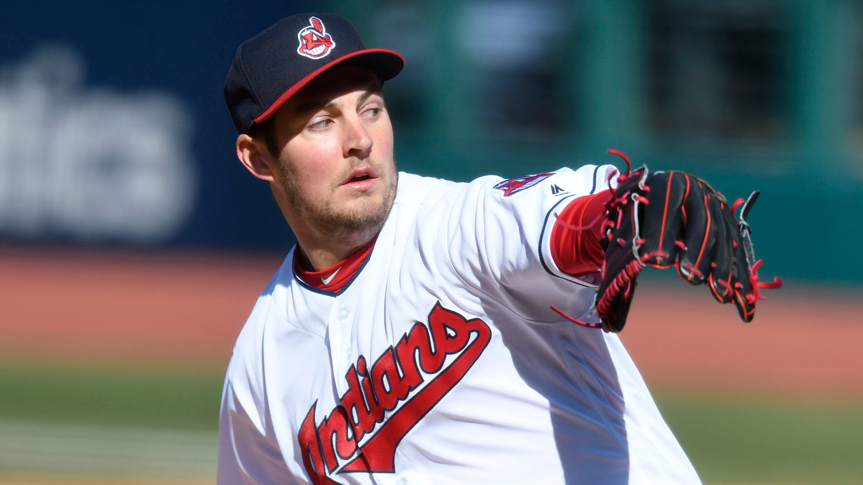 f1b3d5c19a16e Trevor Bauer  Student says Indians pitcher  harassed  her on Twitter