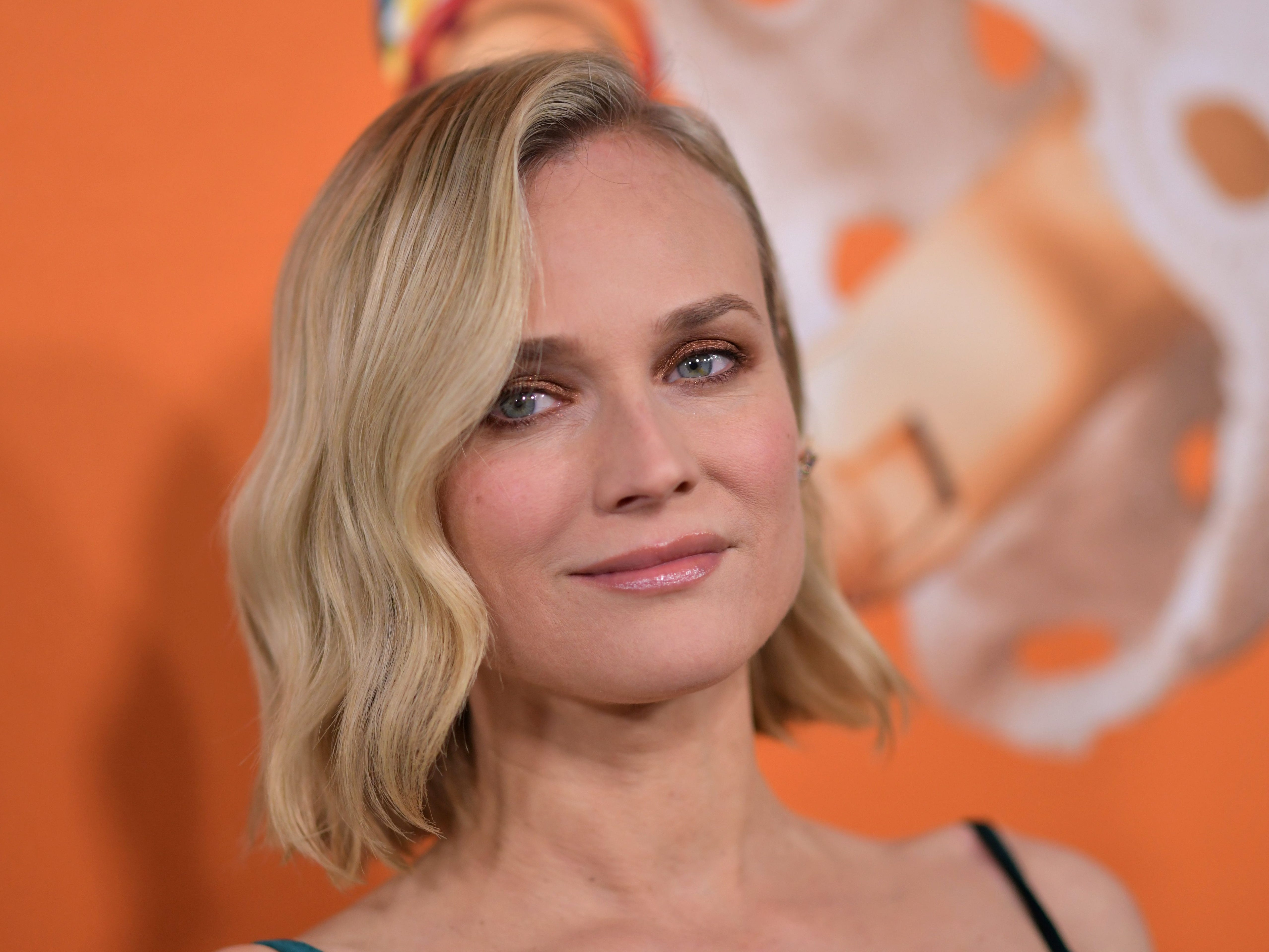 Diane Kruger, 42, flaunts abs four months after giving birth: 'The female body is AMAZING'