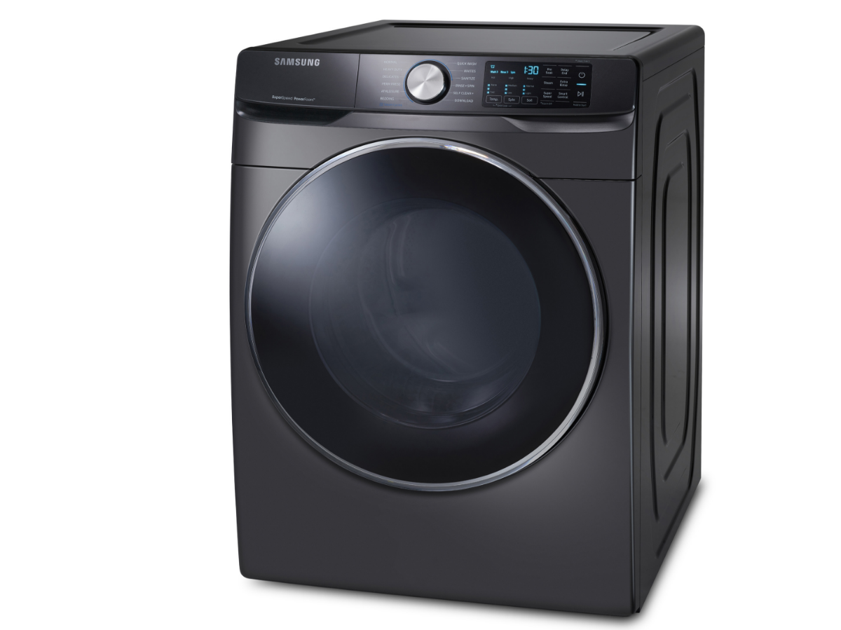 Samsung Bixby-Enabled Laundry Pair