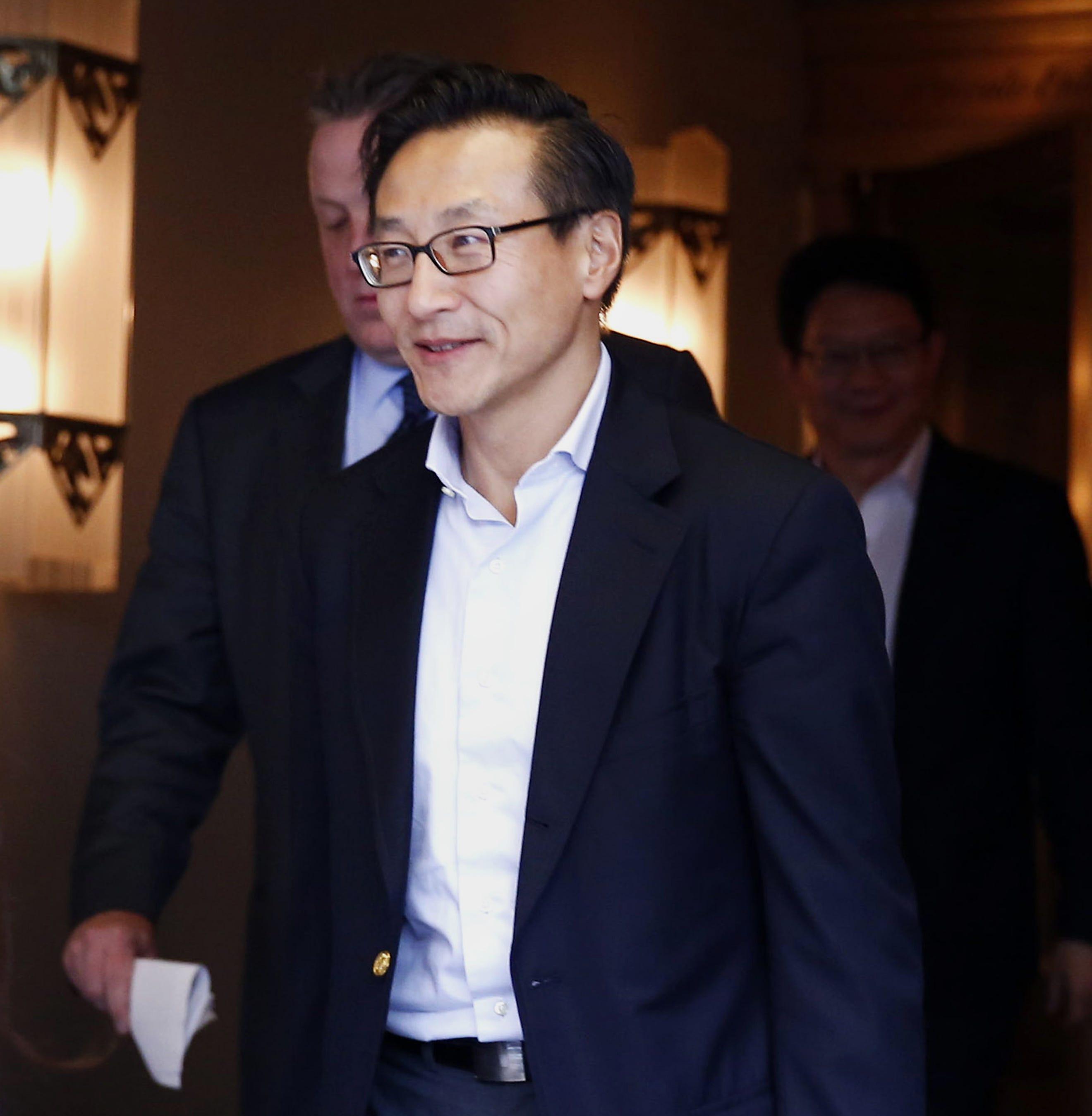 Xxx Alibaba Roadshow A Fin Usa Ny