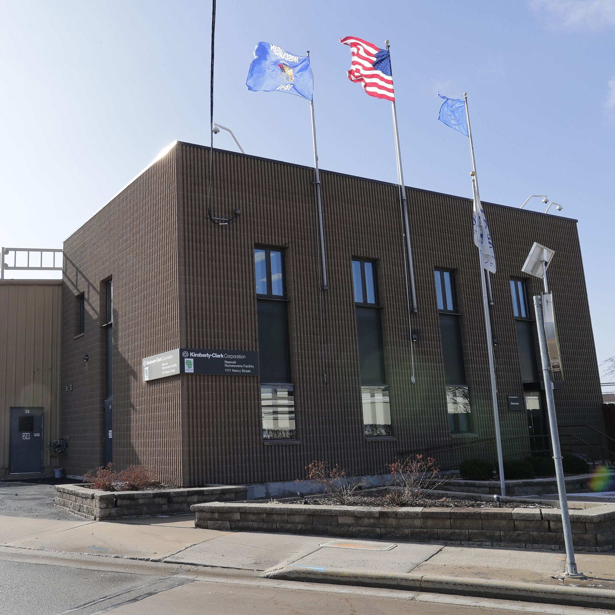 Kimberly-Clark sets end date for Neenah Nonwovens Facility
