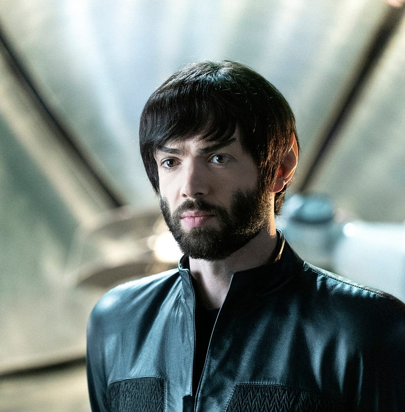 Star Trek: Discovery's new Spock: Ethan Peck tells us what to expect this season