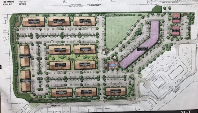 Controversial 360-apartment complex coming to South Toms River