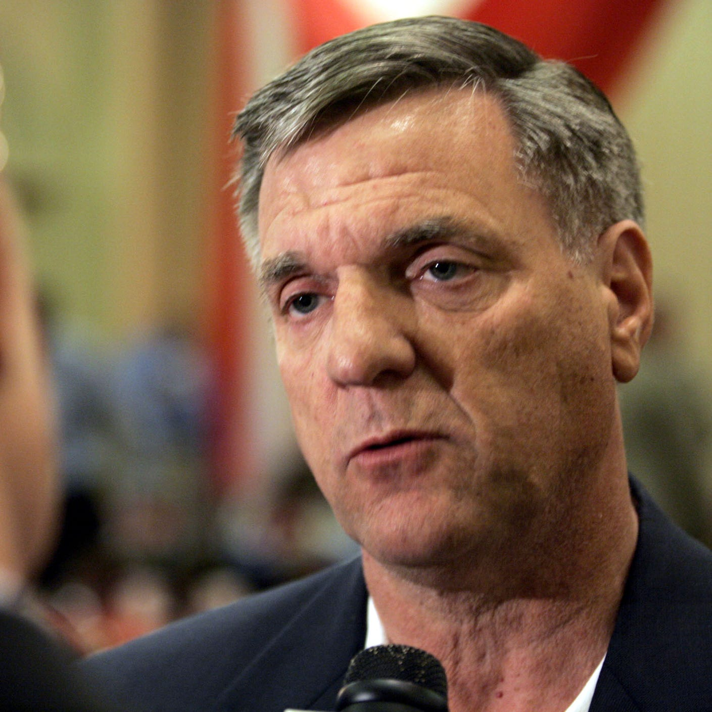 Ocean County GOP leader George Gilmore resigns from Election Board