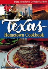 'Texas Hometown Cookbook' by Sheila Simmons and Kent Whitaker