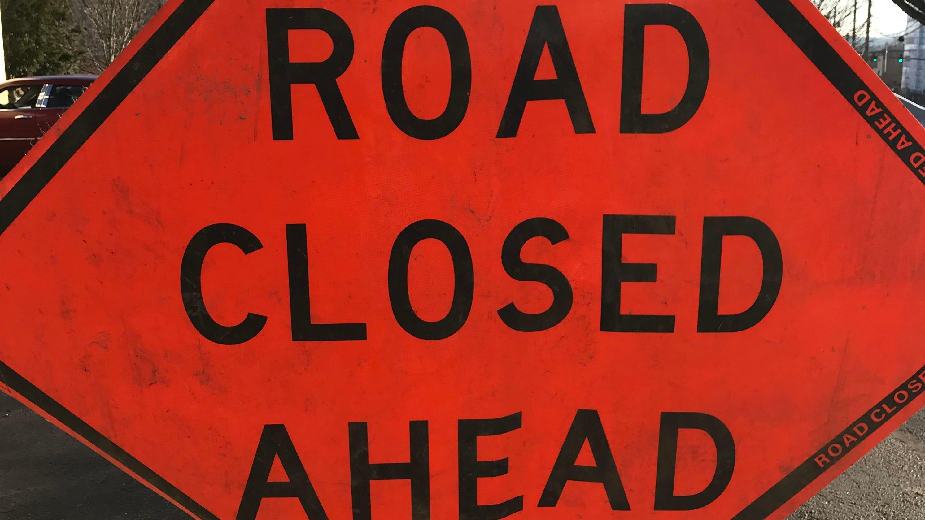 Work for Sam Ridley Parkway I-24 exit in Smyrna postponed