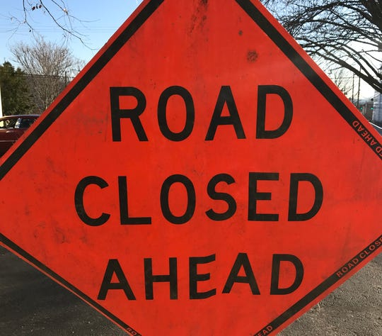 Expect West Asheville and RAD road closures, city says