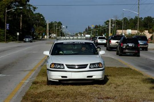 Titusville police investigated a shooting Sunday. The victim turned up at an area hospital.