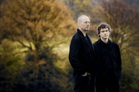 Mark Padmore and Paul Lewis perform Jan. 18 at Middlebury College.