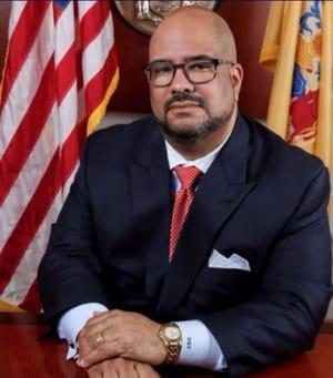 Atlantic County Prosecutor Damon Tyner