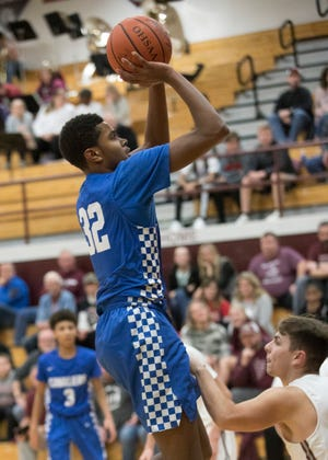 Jayvon Maughmer scored 22 points for Chillicothe as CHS defeated Miami Trace 62-53.