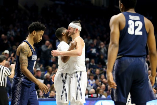 Georgetown Hoyas At Xavier Musketeers 01 09 2019