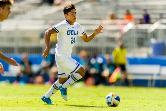 Patrick Brennan predicts FC Cincinnati will select Frankie Amaya out of UCLA with the first pick in the MLS Super Draft.