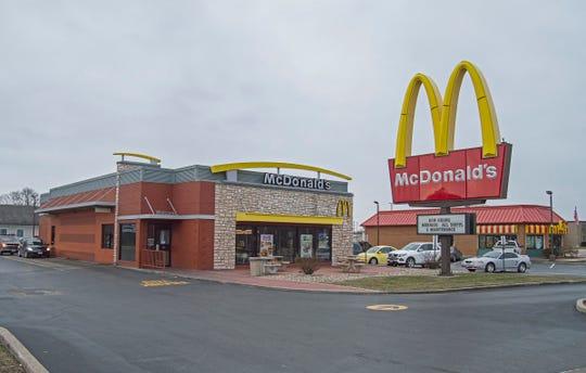 McDonald's in Bethel