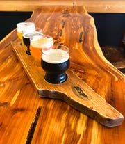 Veteran-owned Tennessee Valley Brewing Co. is a perfect watering hole for service members (and non-service patrons) to sample a range of libations.