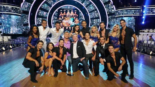 'Dancing with the Stars: Live!' will be presented at 8 p.m. on Friday, Jan. 25, at the State Theatre New Jersey in New Brunswick.