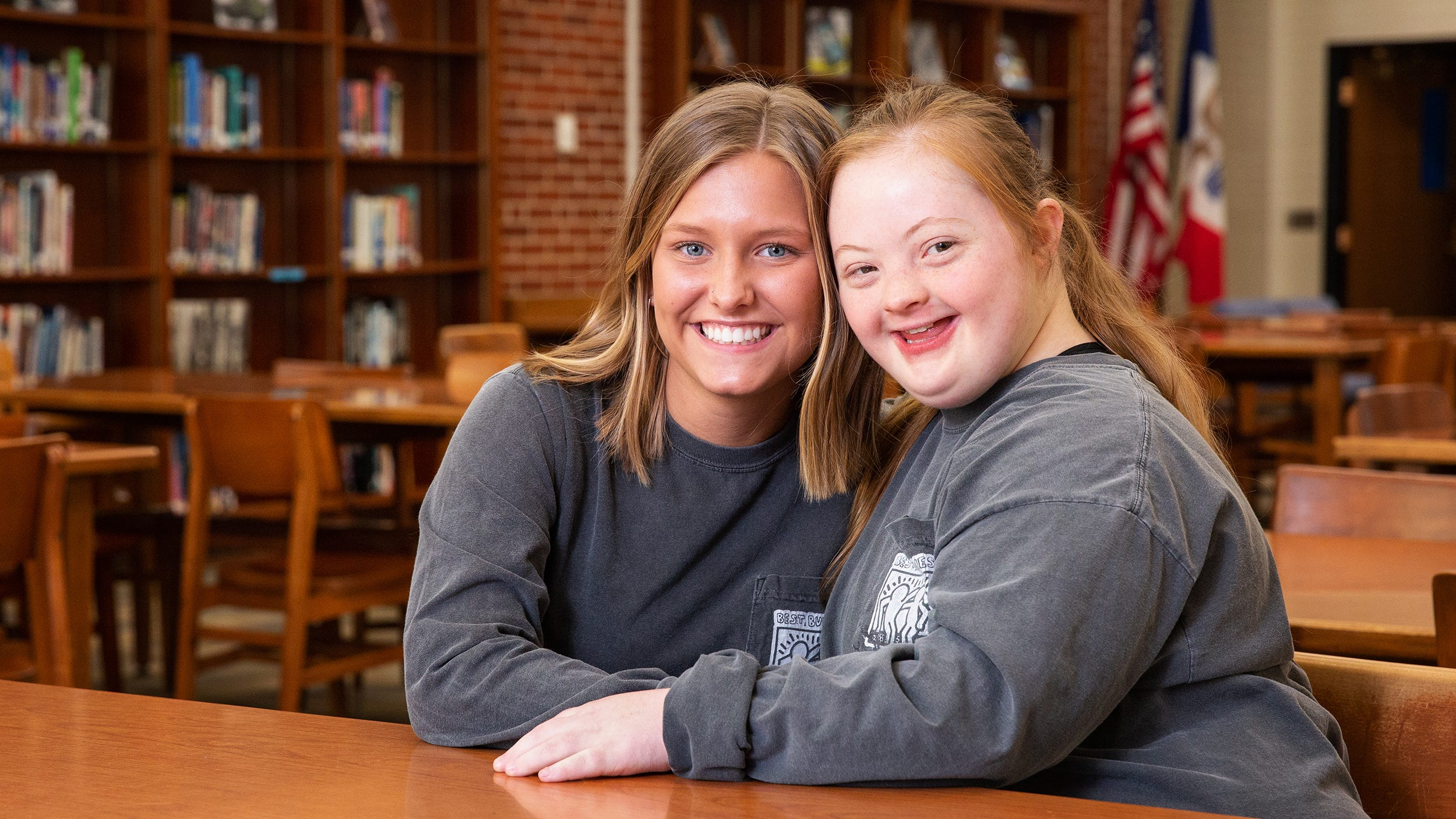Roosevelt students' special friendship leads to Special Olympics trip to United Arab Emirates
