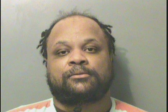 Curtis Cortez Jones, 42, of Mount  Pleasant was booked into the Polk County Jail because his murder trial was moved out of Johnson County.
