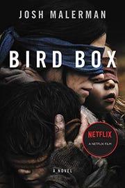 'Bird Box' novel by Ferndale author Josh Malerman that inspired the movie.