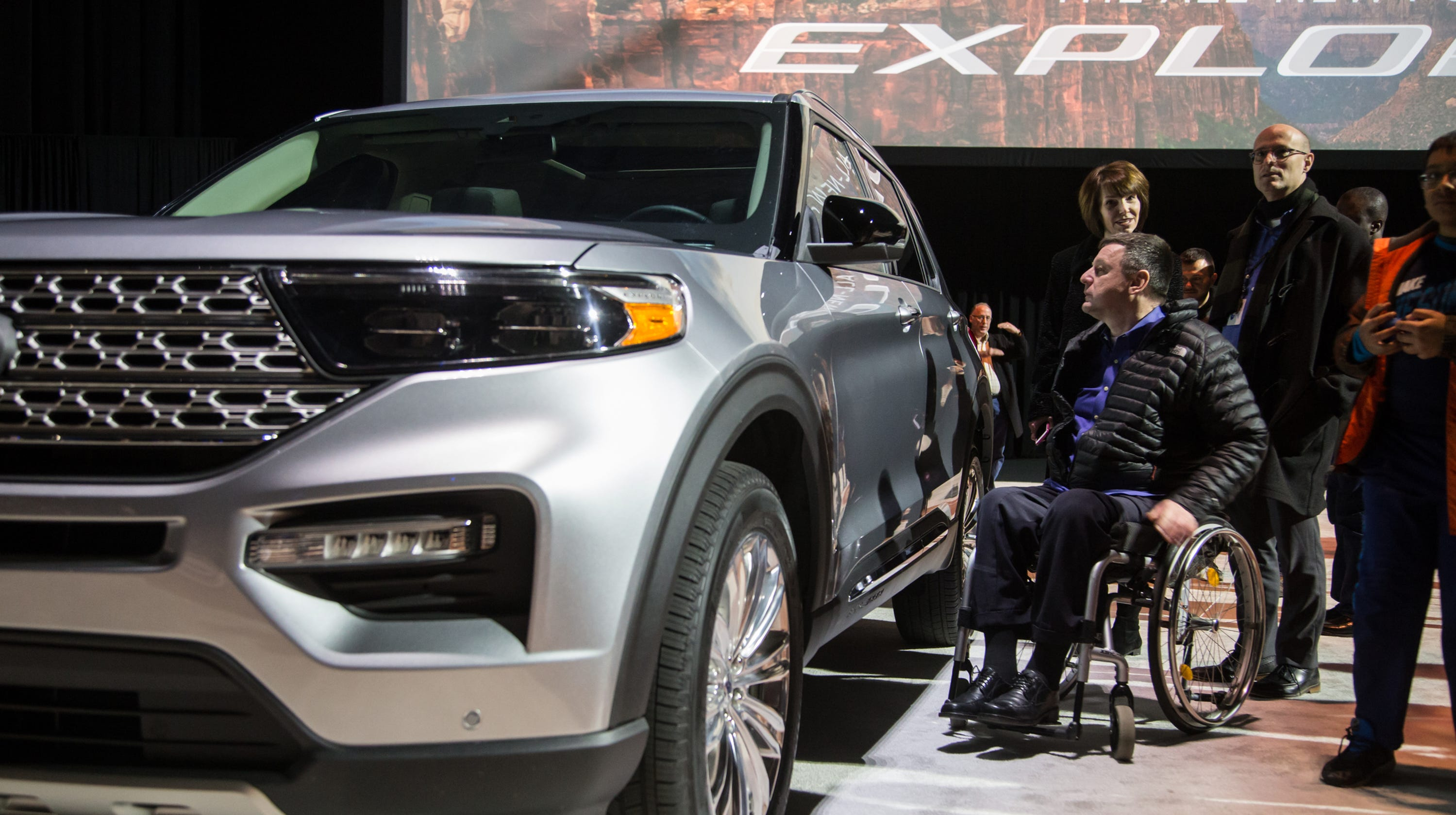 2020 Ford Explorer Uses Luxury Vehicle Engineering To Offer Performance