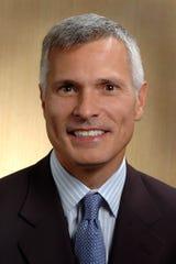 Eric Larson, CEO, Downtown Detroit Partnership.