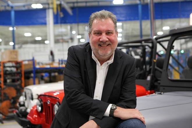 Rick Haas is CEO of Mahindra Automotive North America.