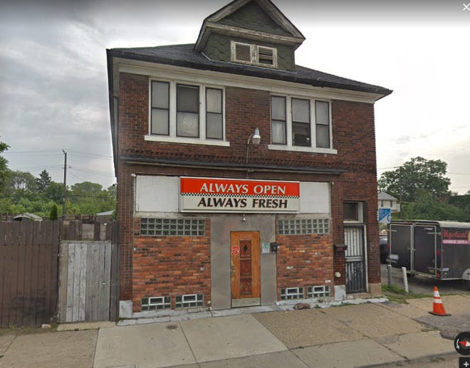 An after-hours shootout at a bar on Detroit's east side ended with a 53-year-oldman shot in his head and a second man fleeing the scene in a Mercedes.