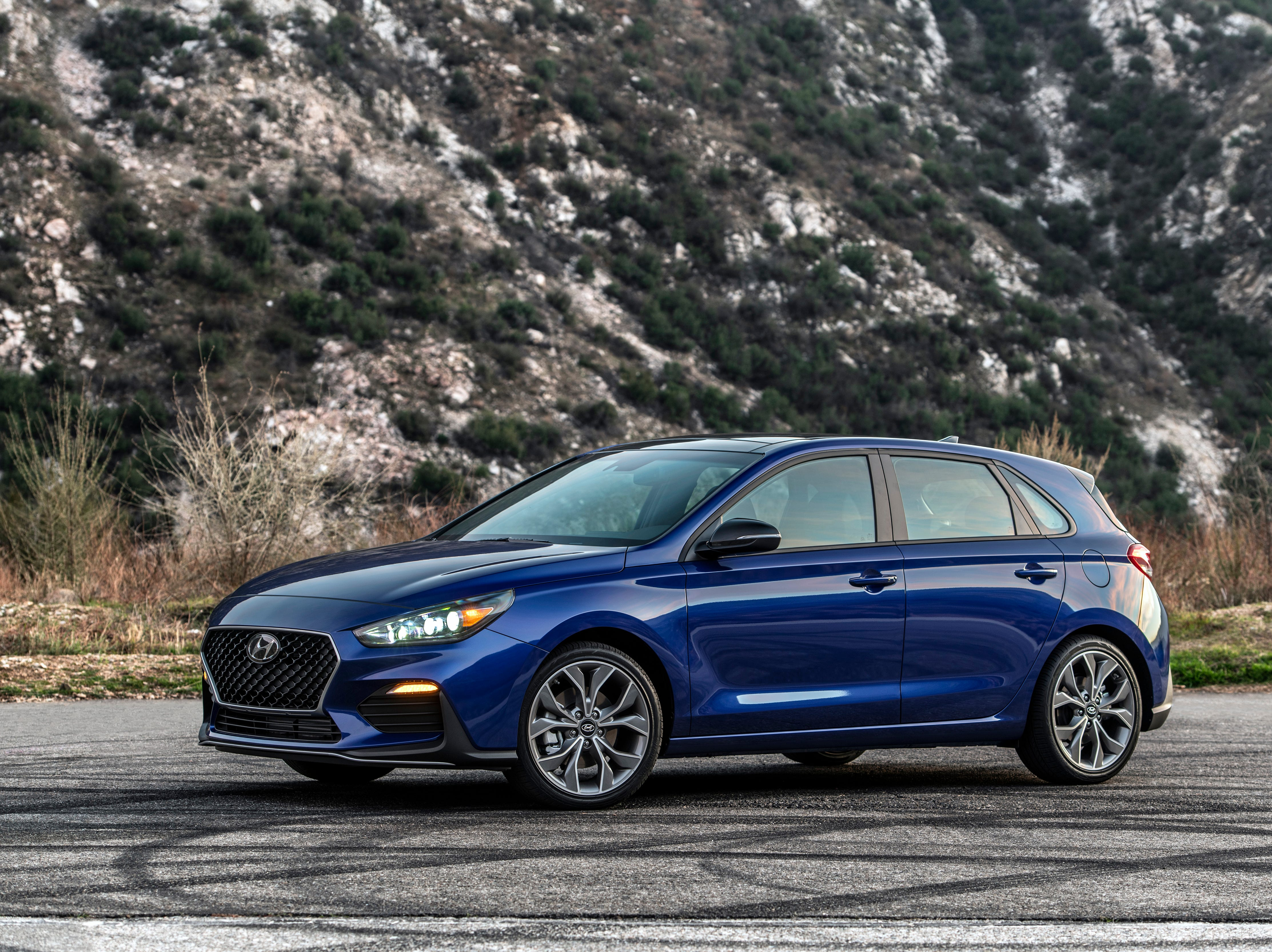 """""""The driving experience has been further enhanced for N Line duty with new suspension and steering tuning, revised powertrain mounts and summer tires."""""""