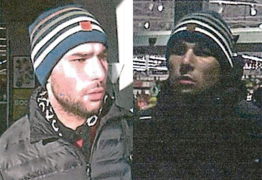Police said this man stole hundreds of dollars of underwear from a store in Chesterfield Township.