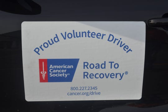 The American Cancer Society's Road To Recovery program provides cancer patients with free transportation to treatment appointments.